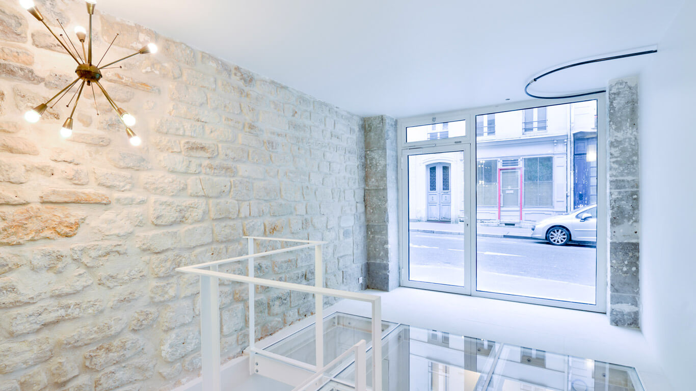 Boutique Uni Paris