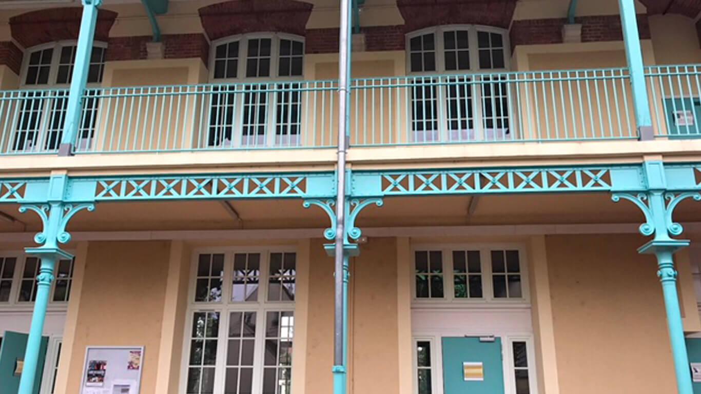 Université Melun La Courtille